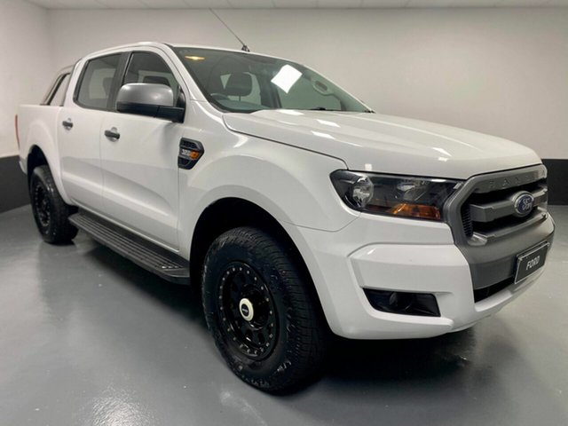Used Ford Ranger PX MkII XLS Double Cab Hamilton, 2017 Ford Ranger PX MkII XLS Double Cab 6 Speed Sports Automatic Utility