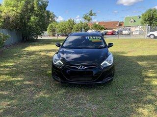 2011 Hyundai i40 VF Active Tourer Black 6 Speed Sports Automatic Wagon.