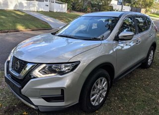 2019 Nissan X-Trail T32 Series II ST X-tronic 2WD Brilliant Silver 7 Speed Constant Variable Wagon.