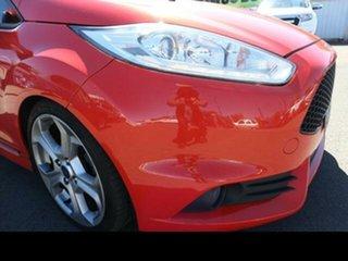 Ford  (EU) 2013.25 MY 3 DOOR HATCH ST . 1.6L PETROL 6S