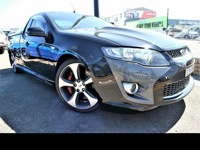 Used Ford FPV Kingswood, Ford FG Super Pursuit Utility V8 Auto (zYCL9M3)