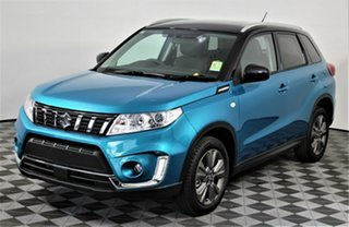 2020 Suzuki Vitara LY Series II 2WD Atlantis Turquoise 6 Speed Sports Automatic Wagon.