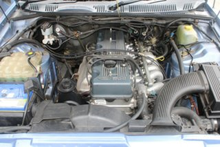 1993 Ford Fairmont EBII Sky Blue 4 Speed Automatic Sedan