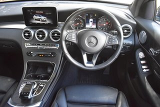2017 Mercedes-Benz GLC-Class X253 807MY GLC250 9G-Tronic 4MATIC Black 9 Speed Sports Automatic Wagon