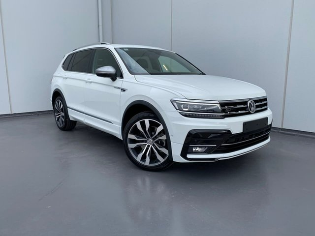Demo Volkswagen Tiguan 5NA MY20 Allspace 162 TSI Highline Liverpool, 2020 Volkswagen Tiguan 5NA MY20 Allspace 162 TSI Highline 2r2r 7 Speed Auto Direct Shift Wagon