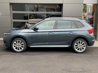 2020 Skoda Kamiq NW MY21 85TSI DSG FWD Grey 7 Speed Sports Automatic Dual Clutch Wagon