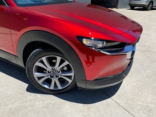 2020 Mazda CX-30 C30B G20 Evolve (FWD) Soul Red Crystal 6 Speed Automatic Wagon.