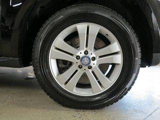 2009 Mercedes-Benz GL-Class X164 MY09 GL320 CDI Black 7 Speed Sports Automatic Wagon