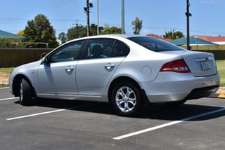 2010 Ford Falcon FG XT Silver 5 Speed Sports Automatic Sedan.