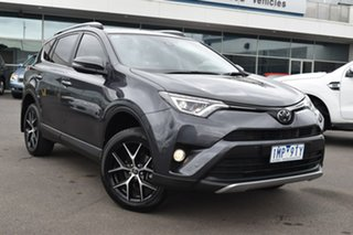 2018 Toyota RAV4 ZSA42R GXL 2WD Grey 7 Speed Constant Variable Wagon.