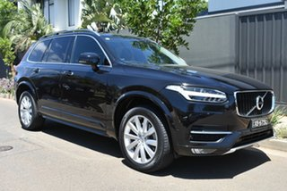 2015 Volvo XC90 L Series MY16 D5 Geartronic AWD Momentum Black 8 Speed Sports Automatic Wagon