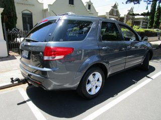 2012 Ford Territory SZ TX (RWD) Grey 6 Speed Automatic Wagon