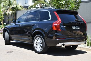 2015 Volvo XC90 L Series MY16 D5 Geartronic AWD Momentum Black 8 Speed Sports Automatic Wagon.