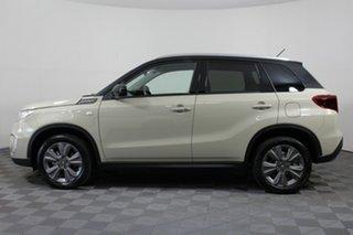 2020 Suzuki Vitara LY Series II 2WD Savanna Ivory & Cosmic Black 6 Speed Sports Automatic Wagon