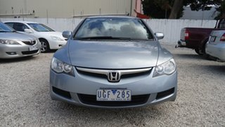 2006 Honda Civic 8th Gen VTi Blue 5 Speed Automatic Sedan