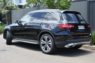 2017 Mercedes-Benz GLC-Class X253 807MY GLC250 9G-Tronic 4MATIC Black 9 Speed Sports Automatic Wagon.