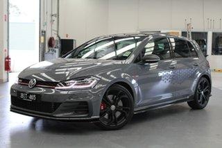 2020 Volkswagen Golf 7.5 MY20 GTI TCR DSG Grey 6 Speed Sports Automatic Dual Clutch Hatchback.