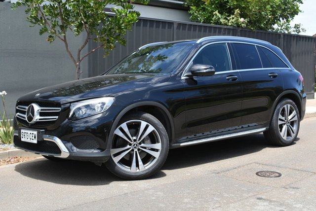 Used Mercedes-Benz GLC-Class X253 807MY GLC250 9G-Tronic 4MATIC Brighton, 2017 Mercedes-Benz GLC-Class X253 807MY GLC250 9G-Tronic 4MATIC Black 9 Speed Sports Automatic Wagon