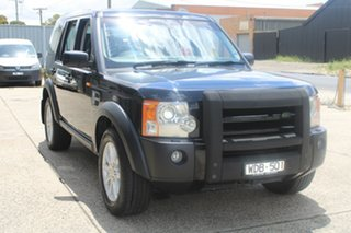 2007 Land Rover Discovery 3 MY06 Upgrade HSE 6 Speed Automatic Wagon.