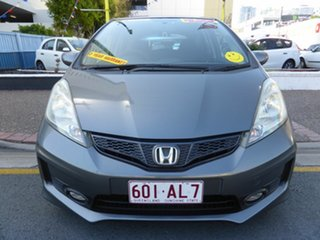 2011 Honda Jazz GE MY12 VTi Grey 5 Speed Automatic Hatchback