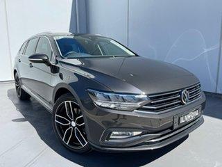 2020 Volkswagen Passat 3C MY20 140TSI Business 5v5v 7 Speed Auto Direct Shift Wagon.