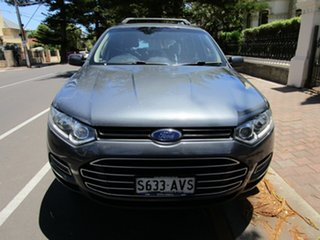 2012 Ford Territory SZ TX (RWD) Grey 6 Speed Automatic Wagon.