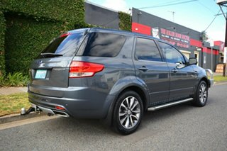 2015 Ford Territory SZ MK2 Titanium (RWD) Grey 6 Speed Automatic Wagon
