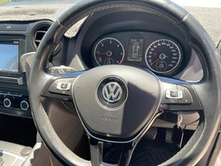 2016 Volkswagen Amarok 2H MY16 TDI420 4MOTION Perm Core White 8 Speed Automatic Cab Chassis
