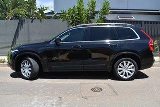 2015 Volvo XC90 L Series MY16 D5 Geartronic AWD Momentum Black 8 Speed Sports Automatic Wagon.