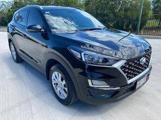 2019 Hyundai Tucson TL3 MY19 Active X 2WD Black 6 Speed Automatic Wagon.