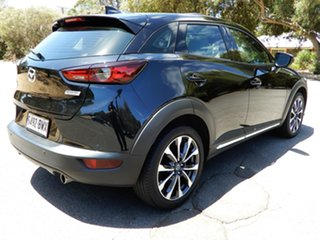 2018 Mazda CX-3 DK2W7A Akari SKYACTIV-Drive Black 6 Speed Sports Automatic Wagon.