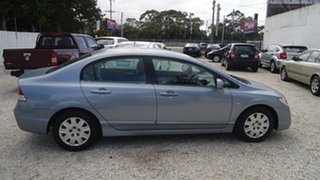 2006 Honda Civic 8th Gen VTi Blue 5 Speed Automatic Sedan.