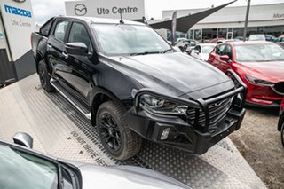 2020 Mazda BT-50 TFS40J XTR True Black 6 Speed Sports Automatic Utility.