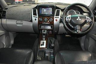 2010 Mitsubishi Challenger PB XLS (7 Seat) (4x4) Black 5 Speed Automatic Wagon.