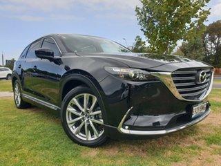2016 Mazda CX-9 TC GT SKYACTIV-Drive Jet Black/beige Leather 6 Speed Sports Automatic Wagon.