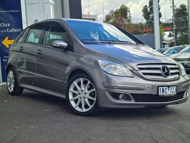 Used Mercedes-Benz B200 Port Melbourne, 2007 Mercedes-Benz B200 TURBO Automatic Wagon