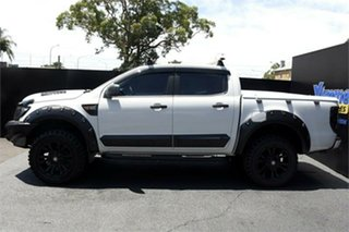 2011 Ford Ranger PX XL Hi-Rider White 6 Speed Sports Automatic Cab Chassis