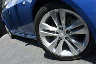 2013 Holden Cruze JH Series II MY14 SRi-V Blue 6 Speed Sports Automatic Sedan