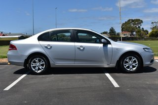 2010 Ford Falcon FG XT Silver 5 Speed Sports Automatic Sedan