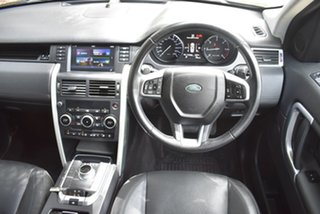 2015 Land Rover Discovery Sport L550 16MY HSE Black 9 Speed Sports Automatic Wagon