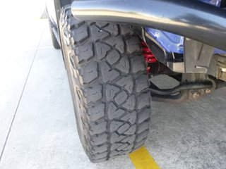 2014 Ford Ranger PX XLS Blue Manual Utility