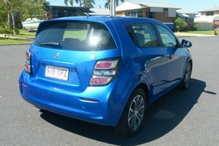 2018 Holden Barina TM MY18 LS Blue 6 Speed Automatic Hatchback.