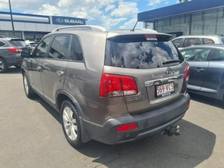 2010 Kia Sorento XM MY11 Platinum Grey 6 Speed Sports Automatic Wagon