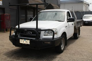 2008 Ford Ranger PJ 07 Upgrade XL (4x2) 5 Speed Manual Cab Chassis