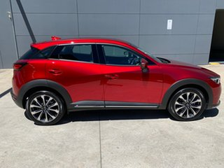 2020 Mazda CX-3 DK2W7A Akari SKYACTIV-Drive FWD Soul Red Crystal 6 Speed Sports Automatic Wagon.