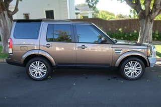 2013 Land Rover Discovery 4 Series 4 L319 MY13 TDV6 Bronze 8 Speed Sports Automatic Wagon