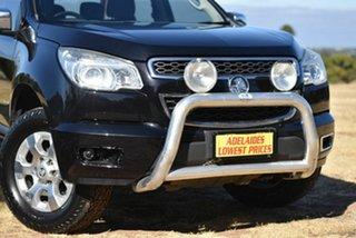 2013 Holden Colorado RG MY13 LTZ Crew Cab 4x2 Black 6 Speed Sports Automatic Utility
