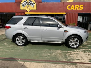 2012 Ford Territory SZ TX Seq Sport Shift RWD Limited Edition 6 Speed Sports Automatic Wagon.