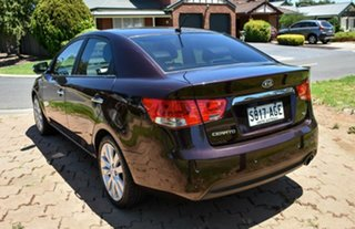 2010 Kia Cerato TD MY10 SLi Limited Brown 4 Speed Sports Automatic Sedan