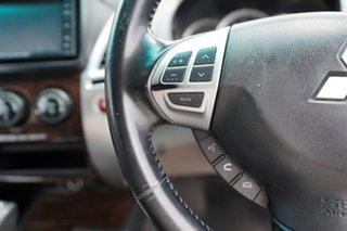 2010 Mitsubishi Challenger PB XLS (5 Seat) (4x4) Silver 5 Speed Automatic Wagon